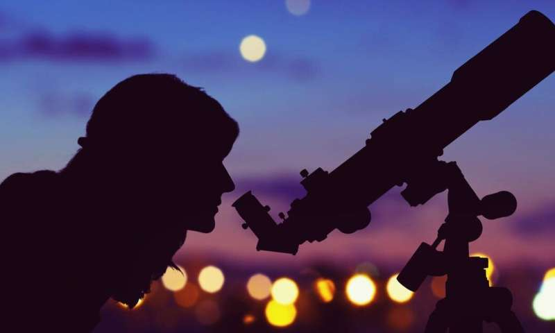 How to see stars and tackle light pollution in your own backyard