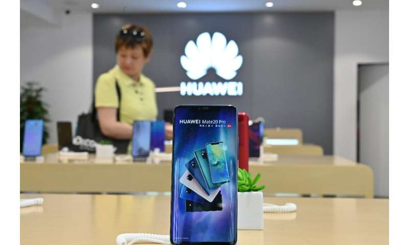 Huawei won't be able to pre-load its new smartphone with Google apps like Gmail and YouTube, creating new headwinds for the Chin