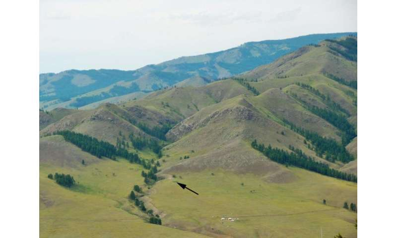 Humans migrated to Mongolia much earlier than previously believed