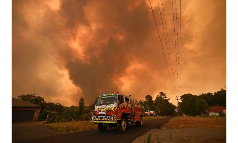 Hundreds of blazes are burning across Australia, which is experiencing a devastating summer bushfire season fuelled by a prolong