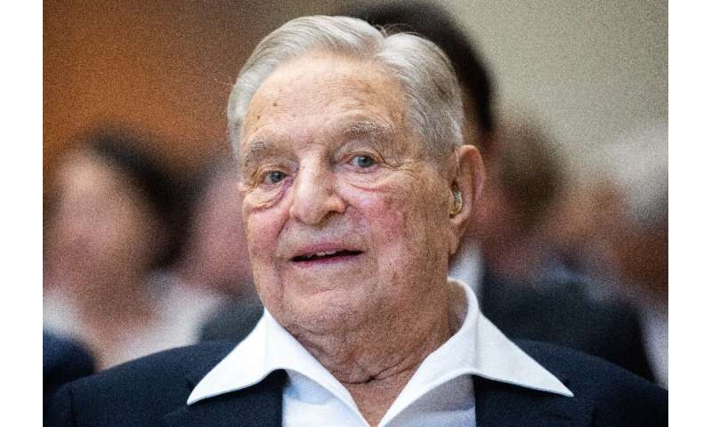 Hungarian-born US investor and philanthropist George Soros was among a group of billionaires urging higher taxes on the superwea