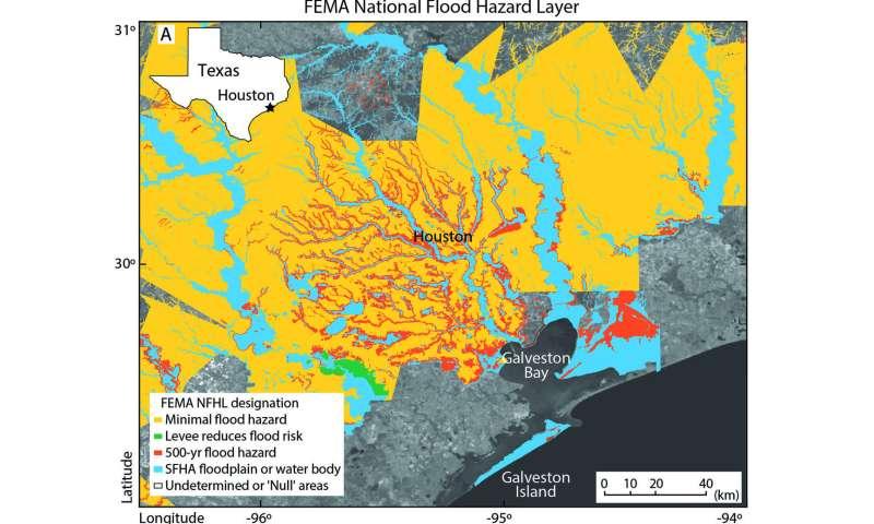 Hurricane Harvey provides lessons learned for flood resiliency plans