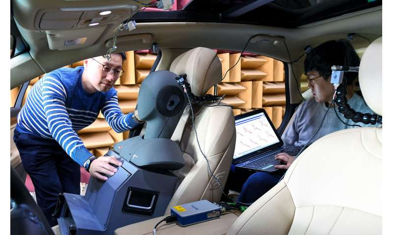 Hyundai technology will bring in-car quietness to the next level