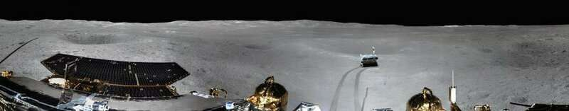 IAU names landing site of Chinese Chang'e-4 probe on far side of the moon