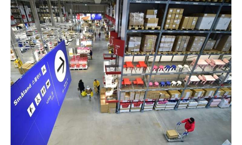 Renting flat-pack furniture? Ikea's push to go green