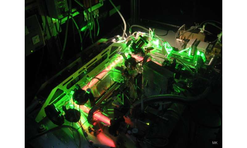 Image: Cold plasma tested on ISS
