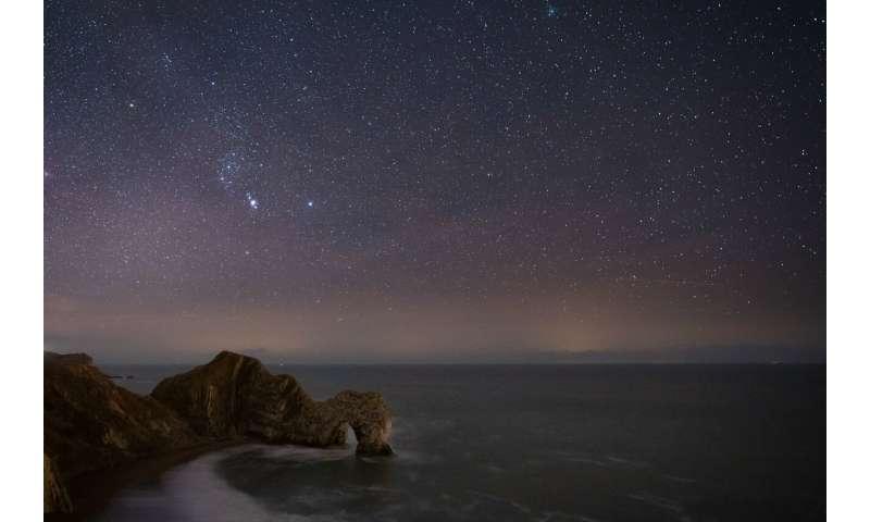 Image: Jupiter-family comet 46P Wirtanen
