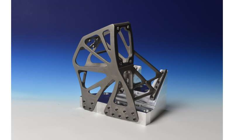 Image: Metal 3D-printed Ariane 5 bracket