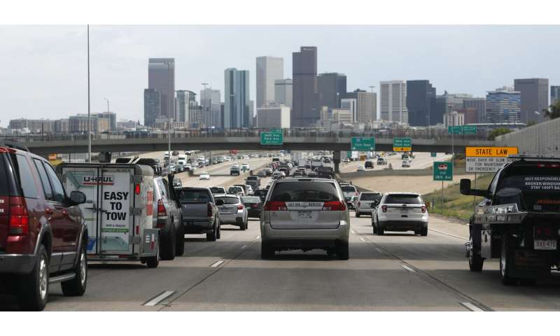 In a twist, Colorado asks EPA to lower state's air rating