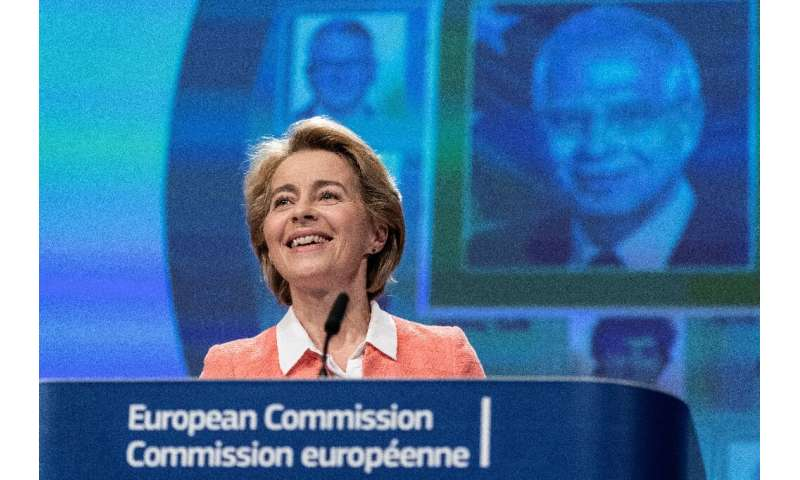 Incoming Commission chief Ursula von der Leyen will be judged on how well she turns her climate promises into reality