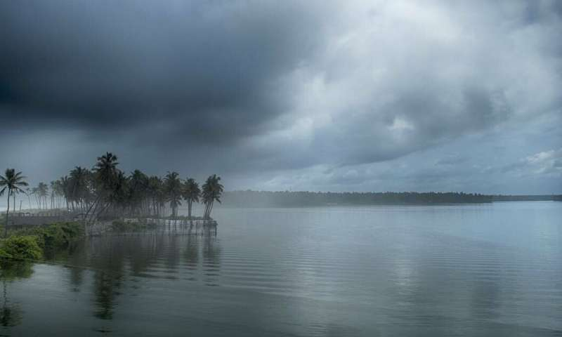 Indian summer monsoon amplified global warming 130,000 years ago, helping end ice age