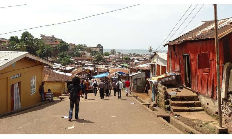 In fight against global poverty, researchers map fast-growing informal settlements in Africa