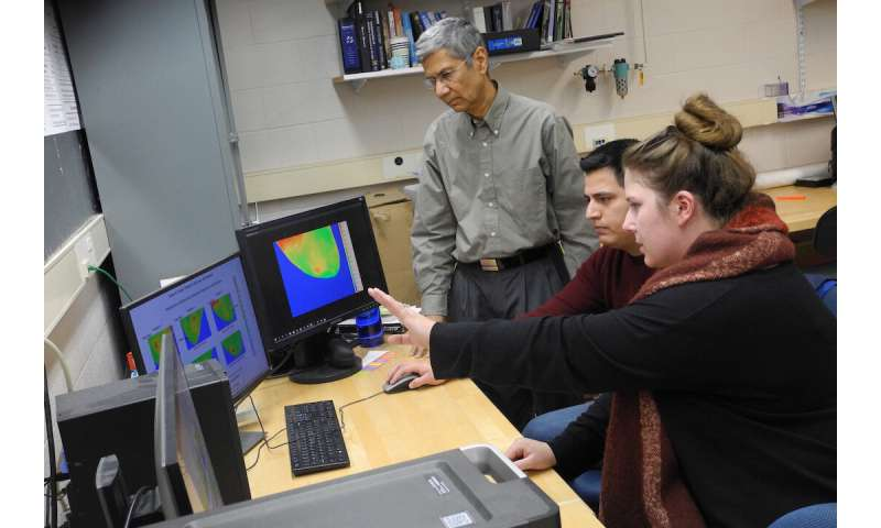 Infrared imaging technology being developed to better detect breast cancer