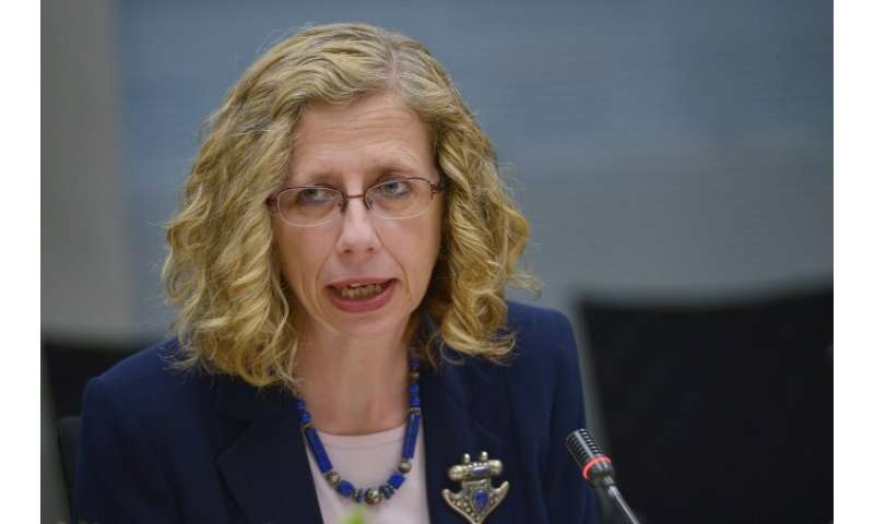 Inger Andersen, who heads the International Union for Conservation of Nature (IUCN), is set to succeed Erik Solheim of Norway, w