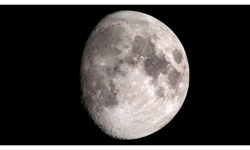 Ingredients for water could be made on surface of moon, a chemical factory