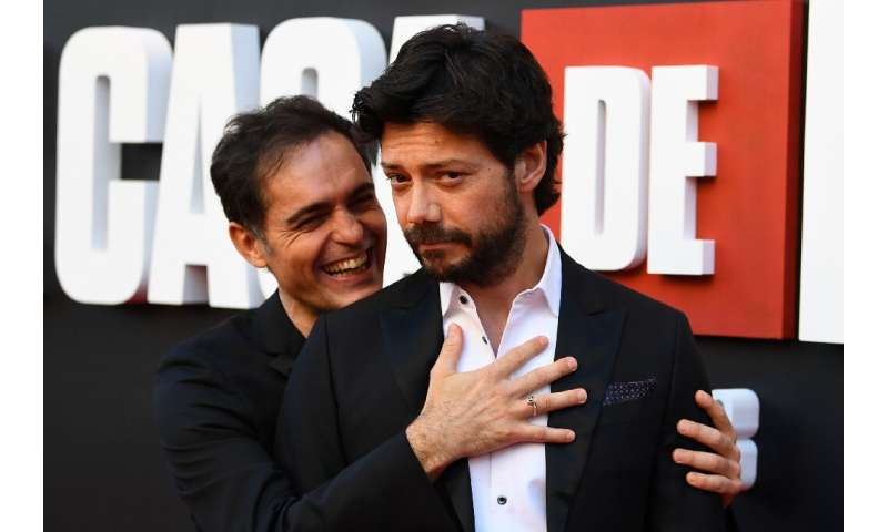 """Initially broadcast on a private Spanish TV channel, Netflix bought """"Money Heist"""" and re-released it worldwide, turnin"""