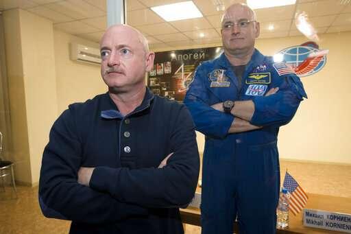 In space, NASA heard astronaut's immune system scream