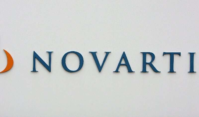 Investors took heart, pushing up Novartis' share price after it announced a $9.7-billion deal to buy a firm with a promising car