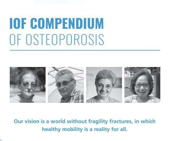IOF report underscores urgent need to maintain mobility in the world's older population