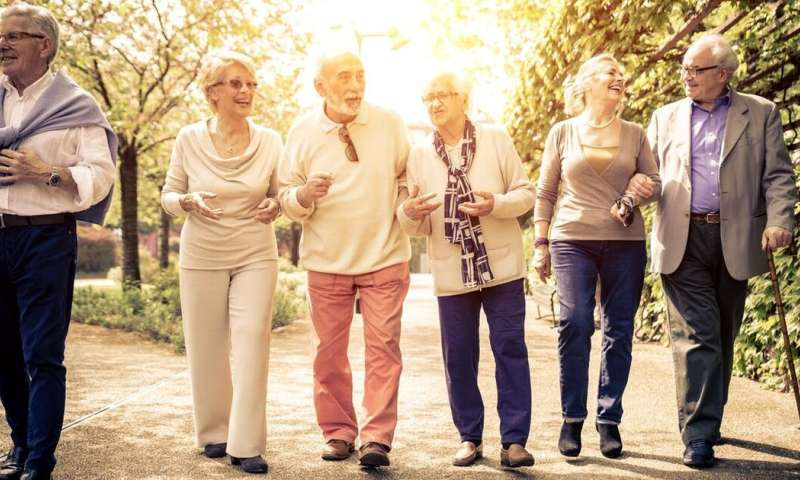 Is 75 the new 65? Wealthy countries need to rethink what it means to be old