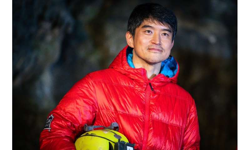 Japanese astronaut Takuya Onishi was worried about body odour when he emerged