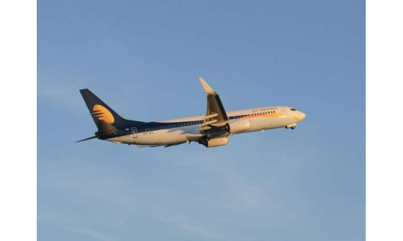 Jet Airways was once India's second-biggest by market share but is on the brink of collapse with debts of more than $1 billion