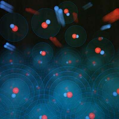 JILA researchers make coldest quantum gas of molecules