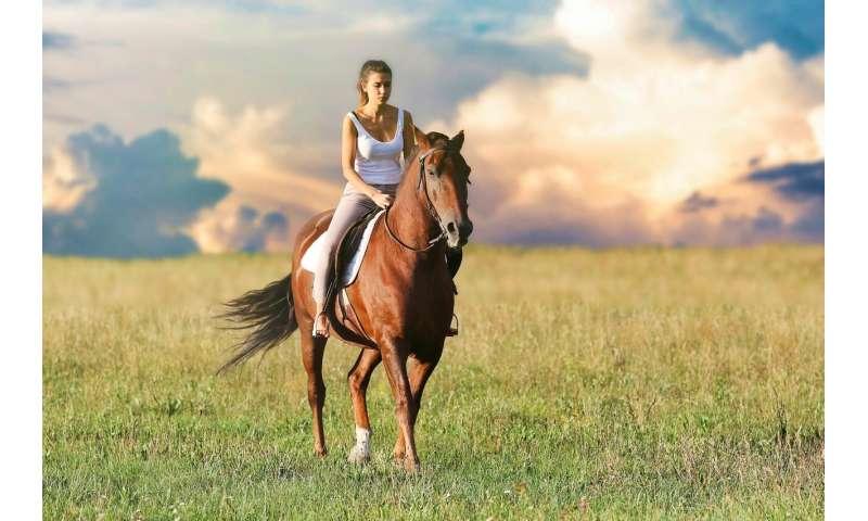 jockey woman