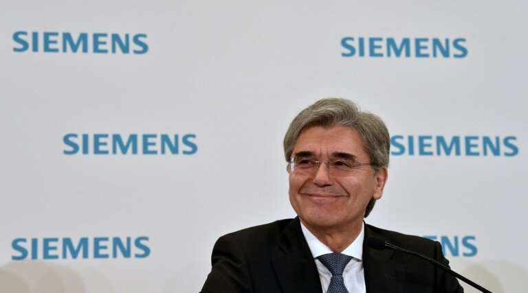 Joe Kaeser, CEO of German engineering giant Siemens, attacked EU technocrats who he said were holding up a merger of its rail ac