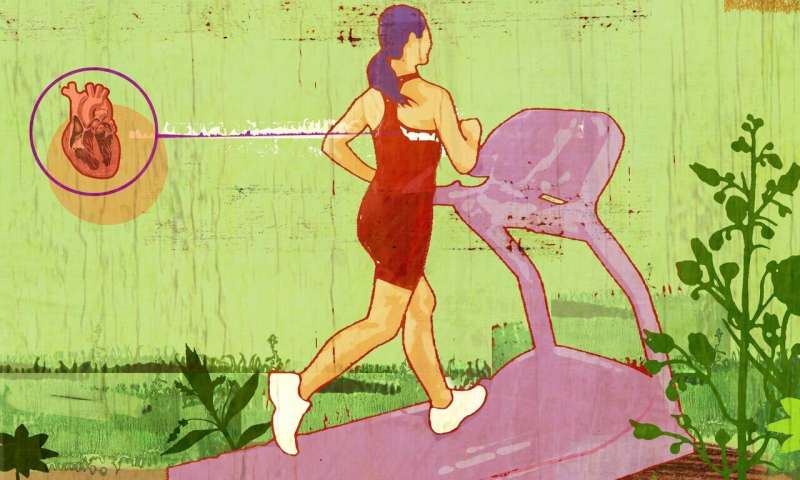 Jogging and five other exercises ward off weight gain despite 'obesity genes'