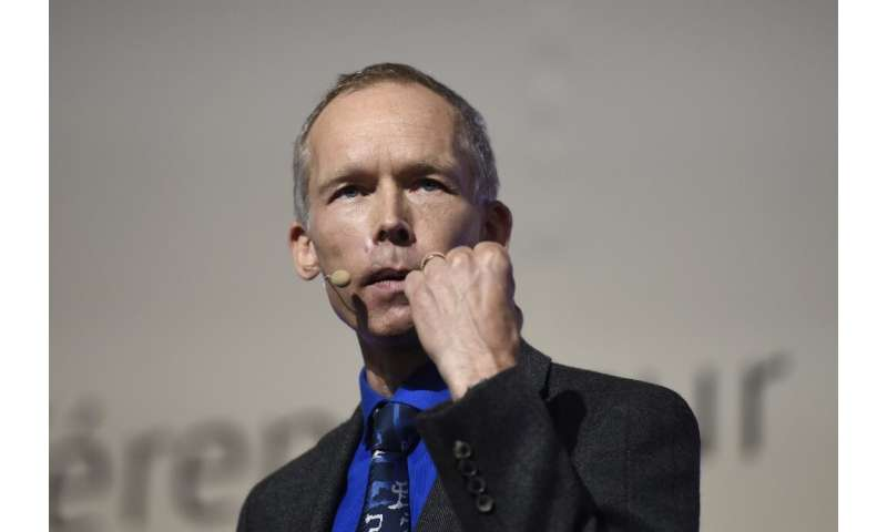 "Johan Rockstrom is co-author of the ""planetary boundaries"" concept, a central paradigm for evaluating Earth's capacity"