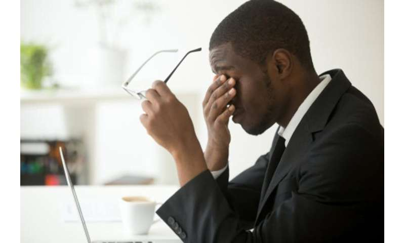 Just 16 minutes of sleep loss can harm work concentration the next day