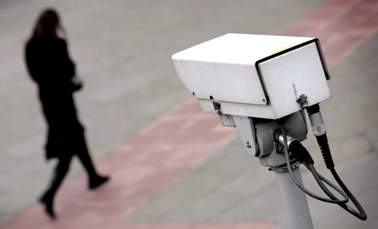 Just a dozen companies run the booming global surveillance market