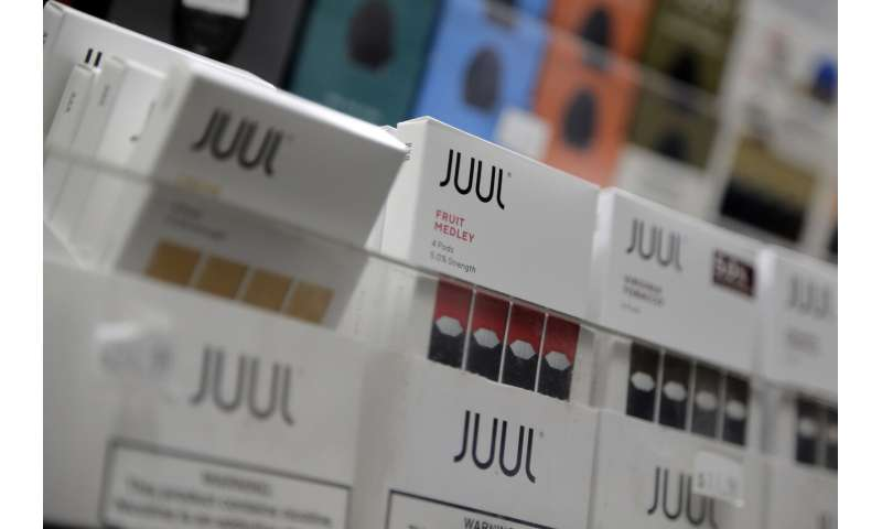 Juul to end advertising and lobbying efforts of e-cigarette