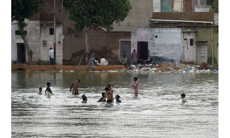 Karachi has long endured creaky infrastructure, illegal construction and failing municipal services