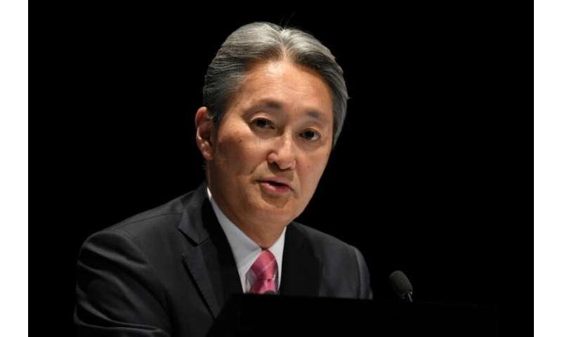 Kazuo Hirai spent 35 years at Sony