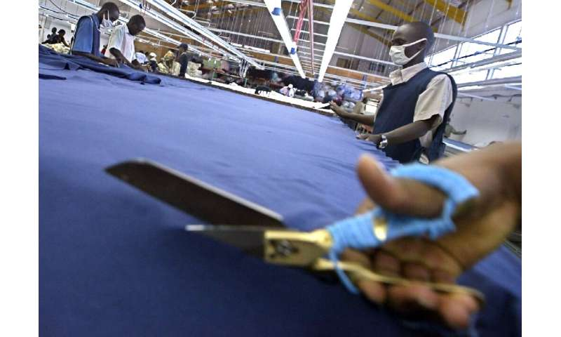 Kenya wants to be a regional leader in textile production