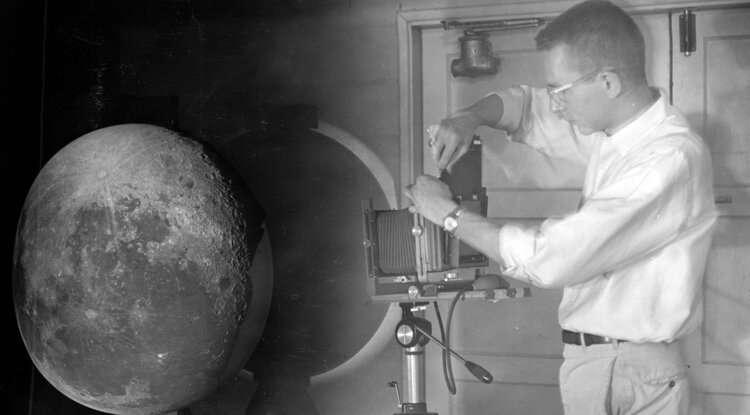 Laboratory's solar system legacy