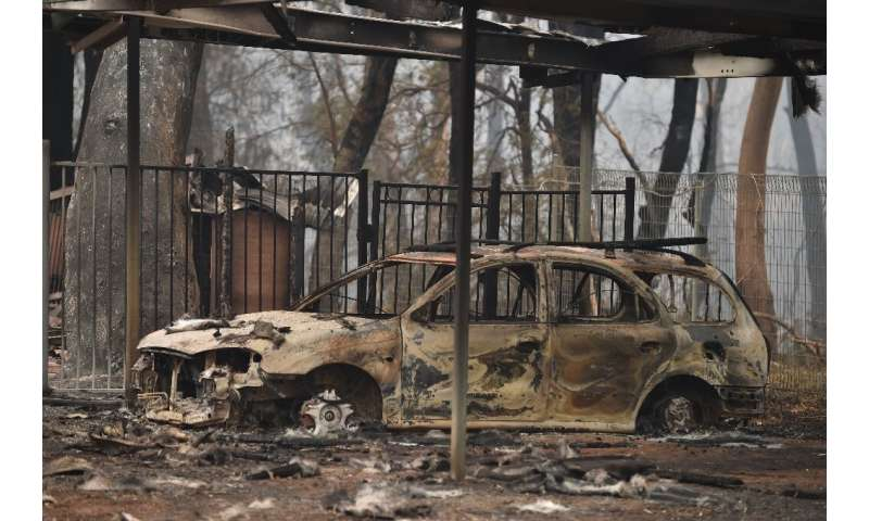 Large parts of Australia have been ravaged by bushfires