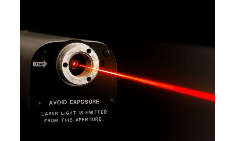 Laser of sound promises to measure extremely tiny phenomena