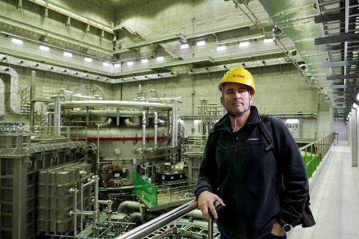 Lehigh University nuclear fusion plasma control expert pursuing global energy goal