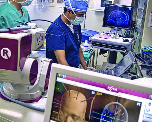 Less-invasive procedure helps surgeons pinpoint epilepsy surgical candidates