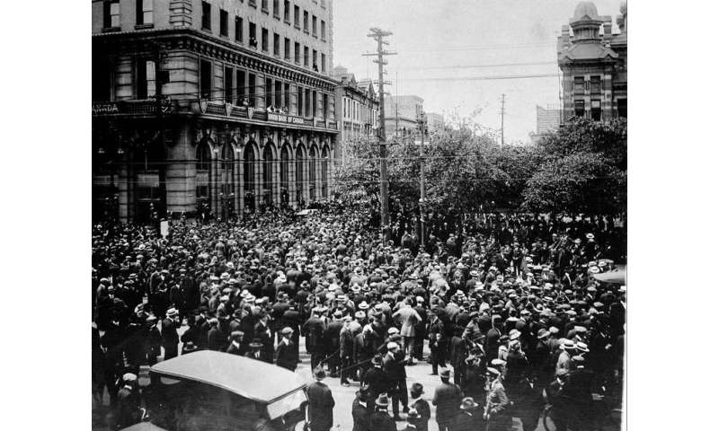 Lessons from the Winnipeg general strike of 1919 have much to teach us about our future