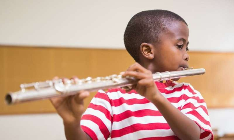 Let's change the 'girls play flute, boys bash drums' stereotypes