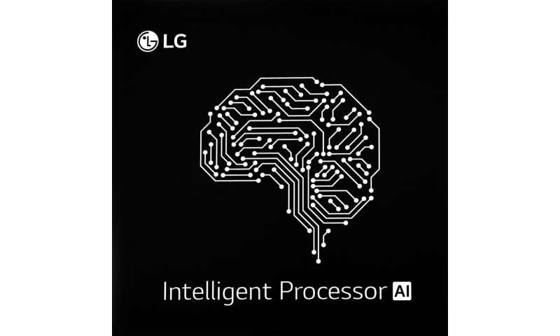 LG will smarten home appliances with eyes and ears