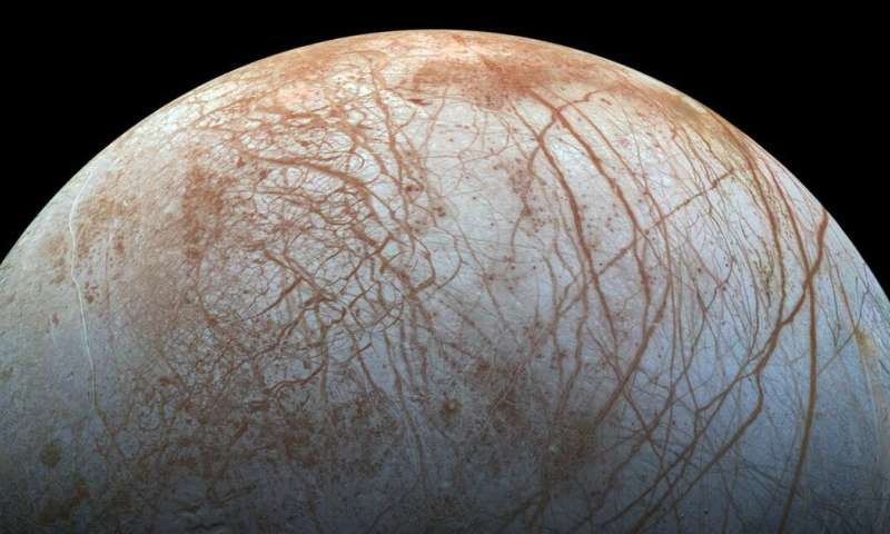 Image result for europa moon