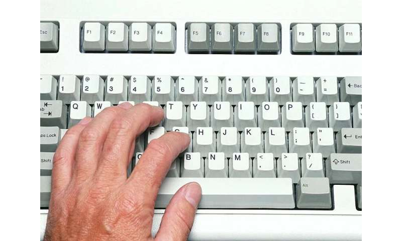Living with repetitive strain injury