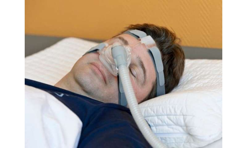 Longer PAP therapy for apnea reduces medical visits, costs