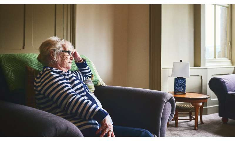 Looming crisis for older family carers