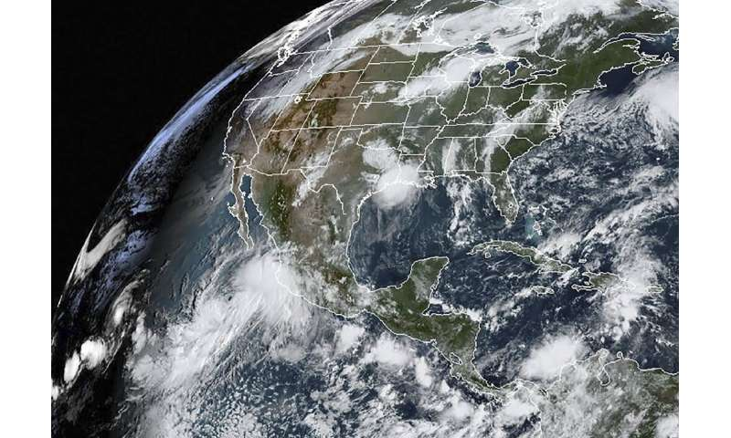Lorena downgraded to tropical storm off northwest Mexico coast